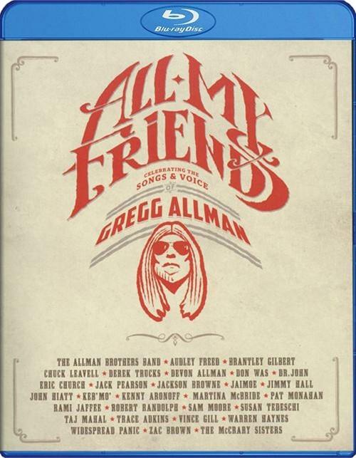Gregg Allman: All My Friends