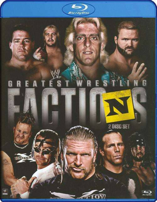 WWE: Wrestlings Greatest Factions