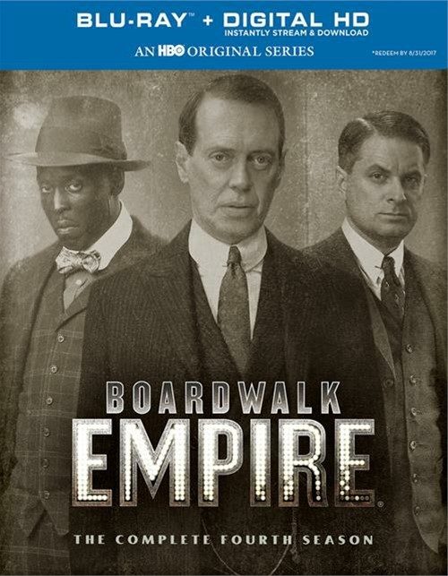 Boardwalk Empire: The Complete Fourth Season (Blu-ray + DVD + UltraViolet)