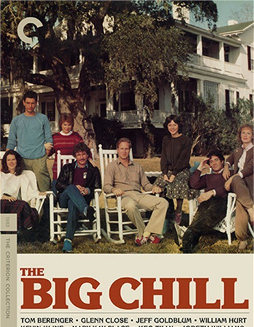 Big Chill, The: The Criterion Collection (Blu-ray + DVD Combo)