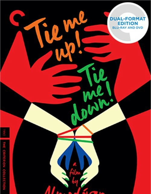 Tie Me Up! Tie Me Down!: The Criterion Collection (Blu-ray + DVD Combo)