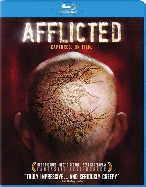 Afflicted (Blu-ray + UltraViolet)