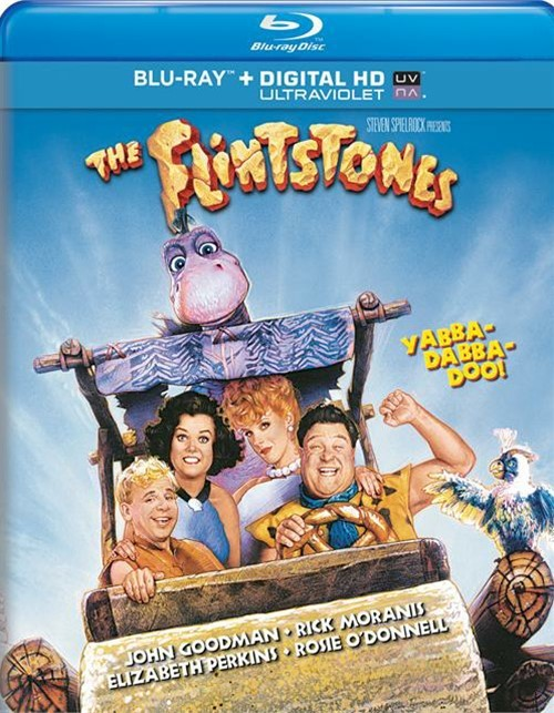 Flintstones, The (Blu-ray + UltraViolet)