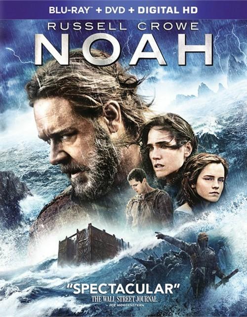 Noah (Blu-ray + DVD Combo)