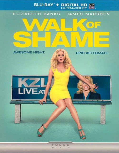 Walk Of Shame (Blu-ray + UltraViolet)