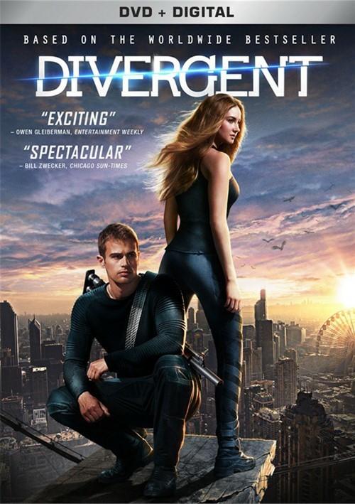 Divergent (DVD + UltraViolet)