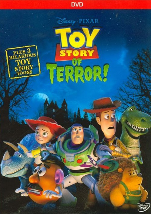 Toy Story Of Terror! (DVD 2013) | DVD Empire