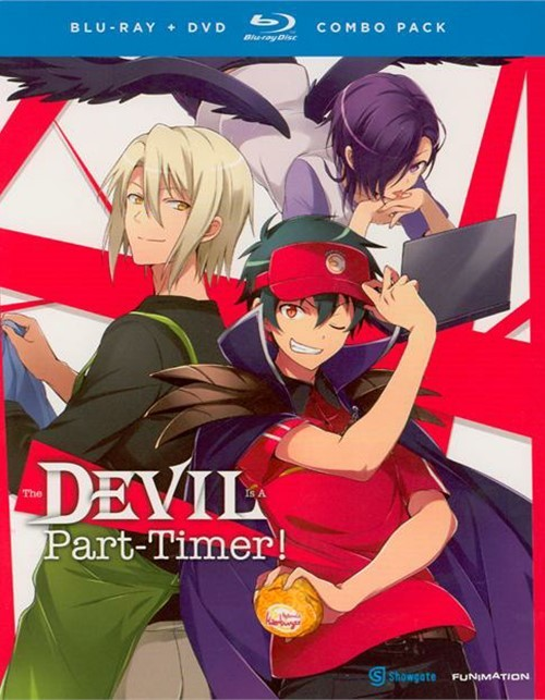 Devil Is A Part-Timer!, The: The Complete Series