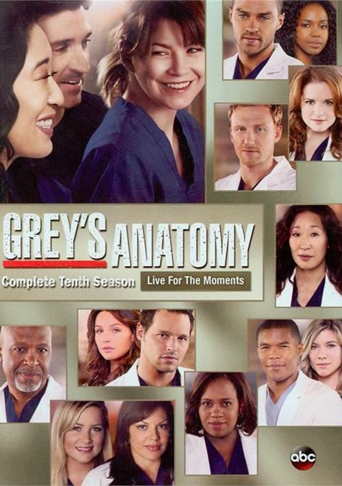 Greys Anatomy: The Complete Tenth Season