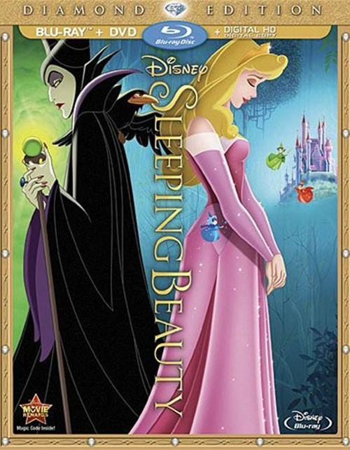 Sl--ping Beauty: Diamond Edition (Blu-ray + DVD + Digital HD)