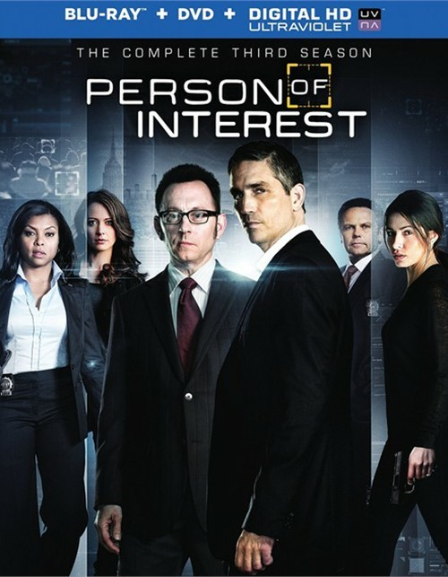 Person Of Interest: The Complete Third Season (Blu-ray + DVD + UltraViolet)