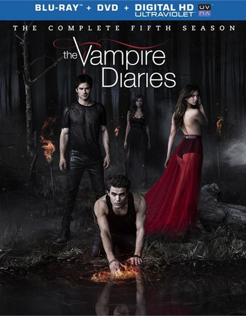 Vampire Diaries, The: The Complete Fifth Season (Blu-ray + DVD + UltraViolet)