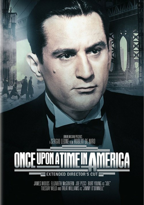 Once Upon A Time In America: Extended Directors Cut