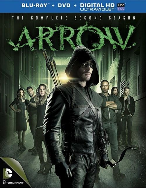 Arrow: The Complete Second Season (Blu-ray + DVD + UltraViolet)