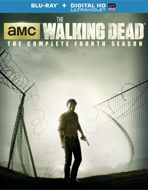 Walking Dead, The: The Complete Fourth Season (Blu-ray + UltraViolet)