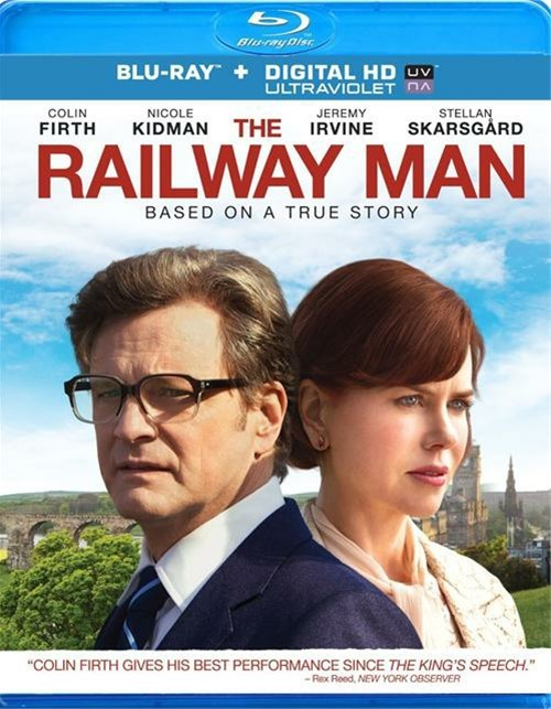 Railway Man, The (Blu-ray + UltraViolet)