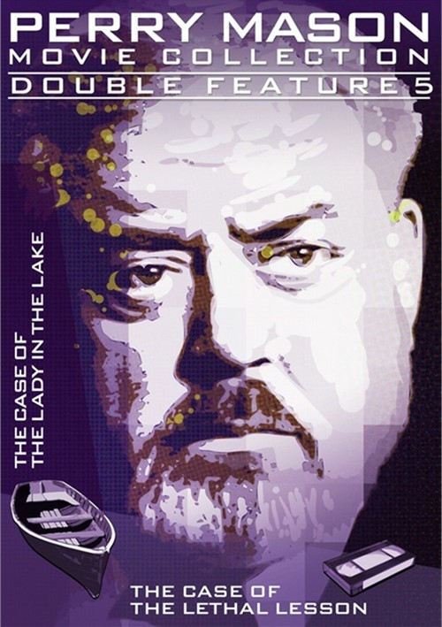 Perry Mason: The Case Of The Lady In The Lake / The Case Of The Lethal Lessons (Double Feature)