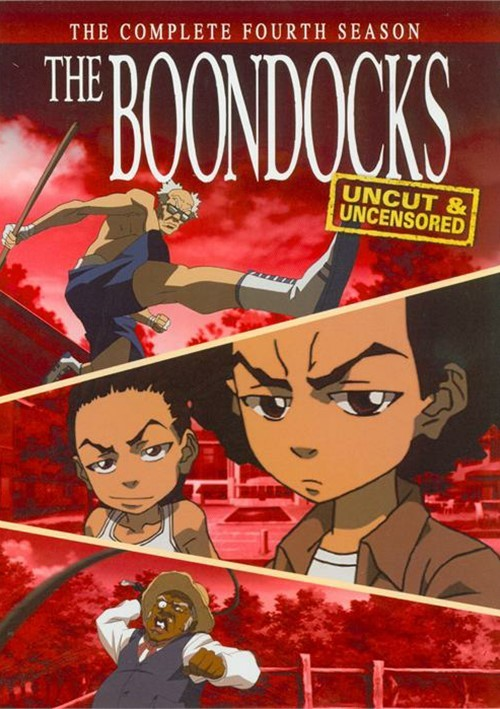 Boondocks, The: The Complete Fourth Season