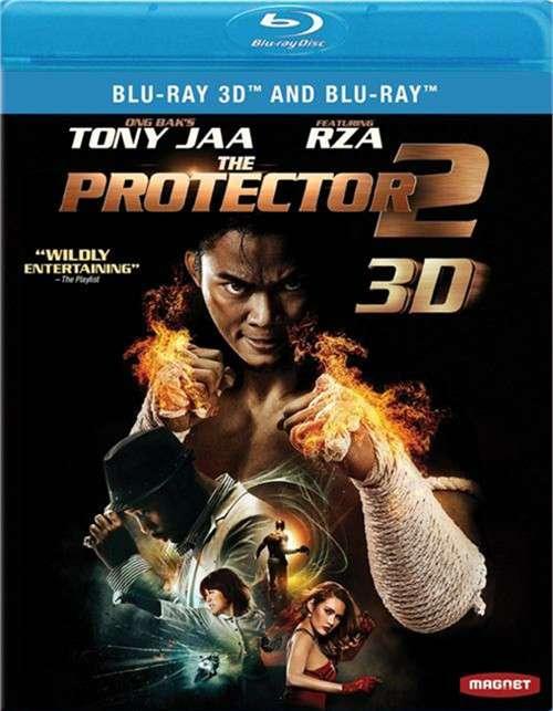 Protector 2, The (Blu-ray 3D + Blu-ray)
