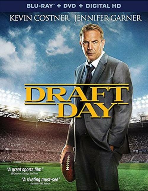 Draft Day (Blu-ray + DVD + UltraViolet)