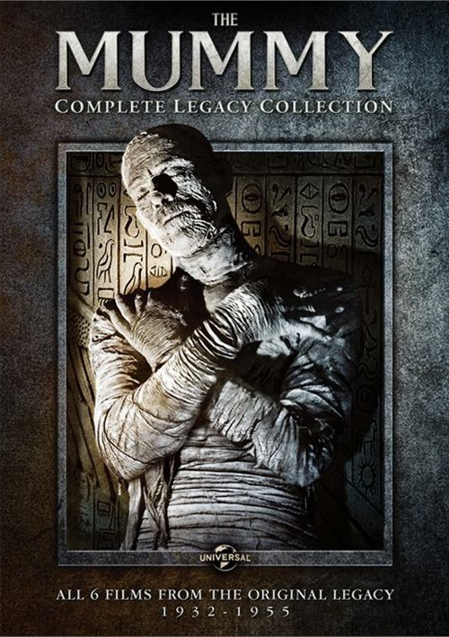 Mummy, The: Complete Legacy Collection