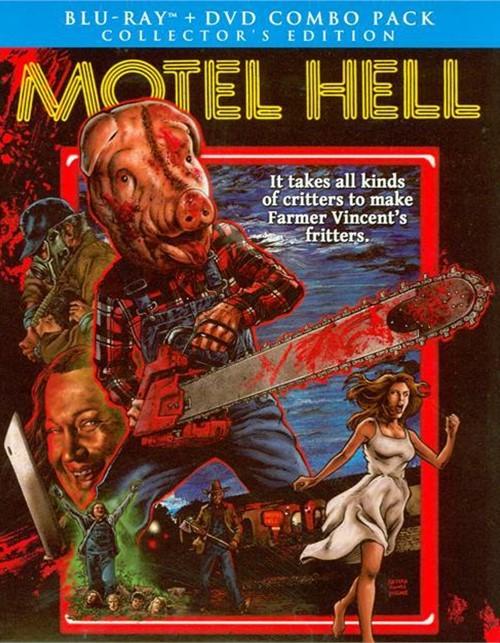 Motel Hell (Blu-ray + DVD)