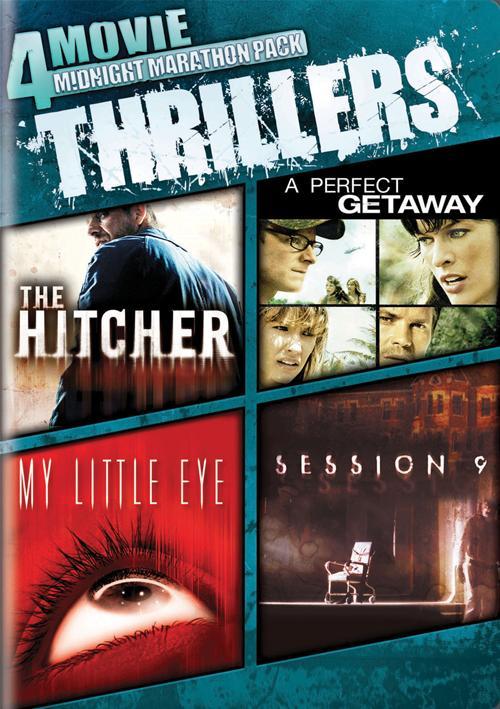 4-Movie Midnight Marathon Pack: Thrillers