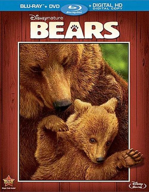 Disney Nature: Bears (Blu-ray + DVD + Digital HD)