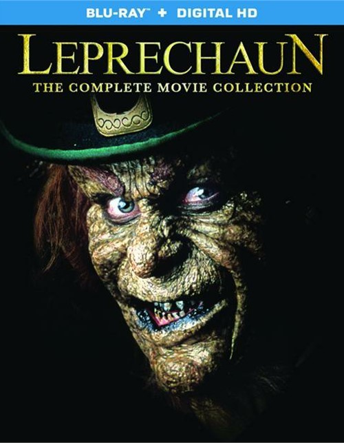 Leprechaun: The Complete Movie Collection (Blu-ray + UltraViolet)