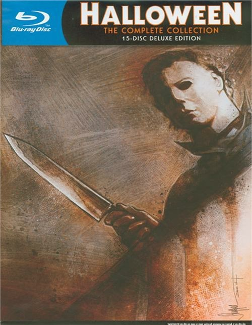 Halloween: The Complete Collection - Deluxe Edition