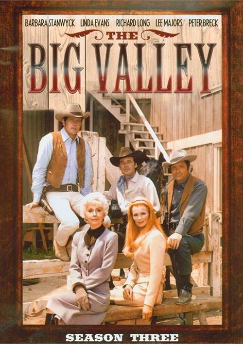 Big Valley, The: Season 3