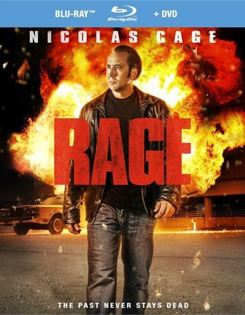 Rage (Blu-ray + DVD)
