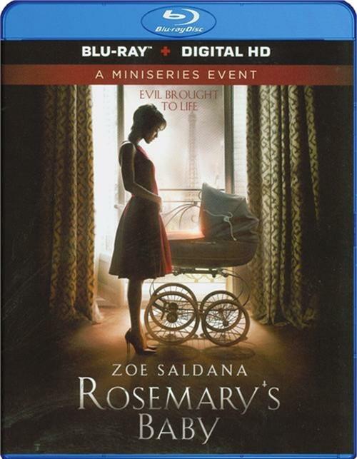 Rosemarys Baby (Blu-ray + UltraViolet)