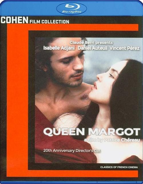 Queen Margot: Directors Cut (20th Anniversary Edition)