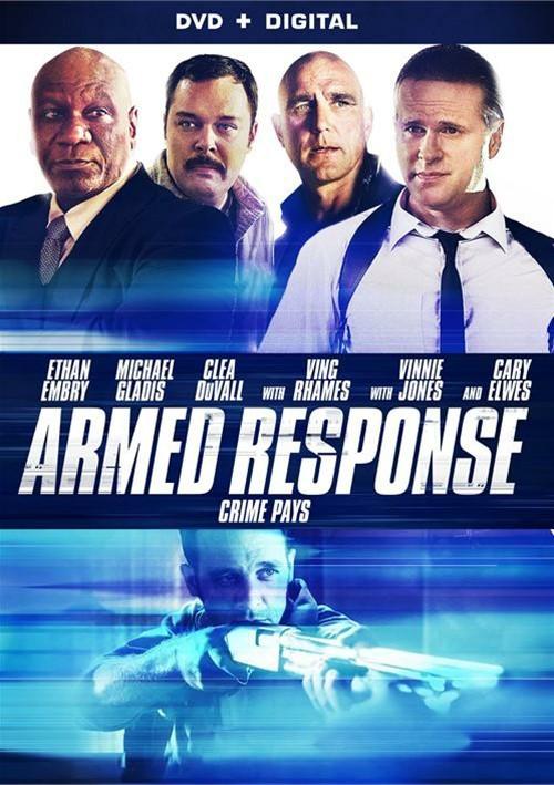 Armed Response (DVD + UltraViolet)