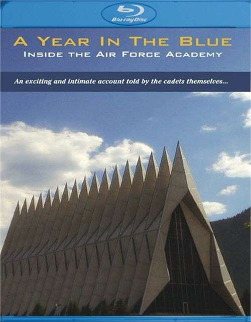 Year In The Blue, A: Inside The Air F-rce Academy