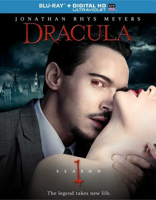 Dracula: Season One (Blu-ray + UltraViolet)