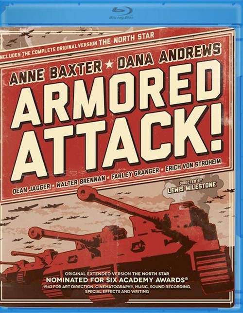 Armored Attack / The North Star