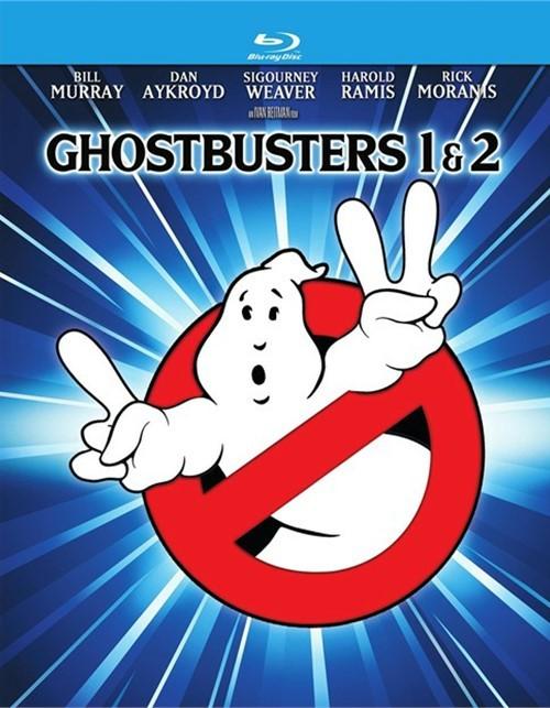 Ghostbusters / Ghostbusters 2 (Blu-ray + UltraViolet)