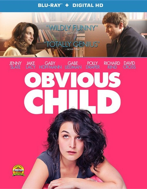 Obvious Child (Blu-ray + UltraViolet)