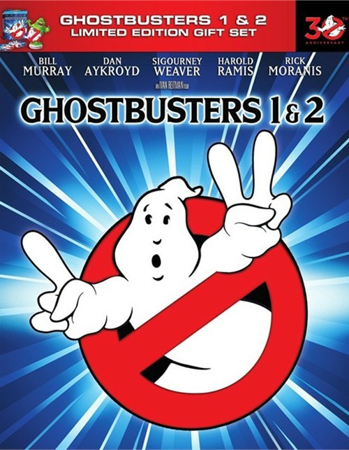 Ghostbusters / Ghostbusters 2 - Limited Edition Gift Set (Double Feature)