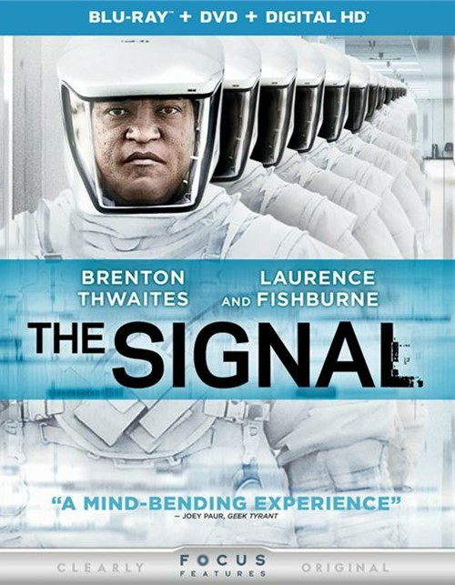 Signal, The (Blu-ray + DVD + UltraViolet)