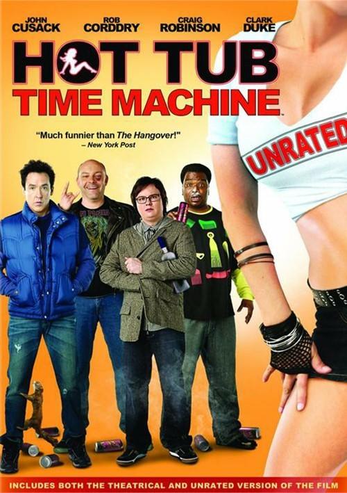 Hot Tub Time Machine (Repackage)