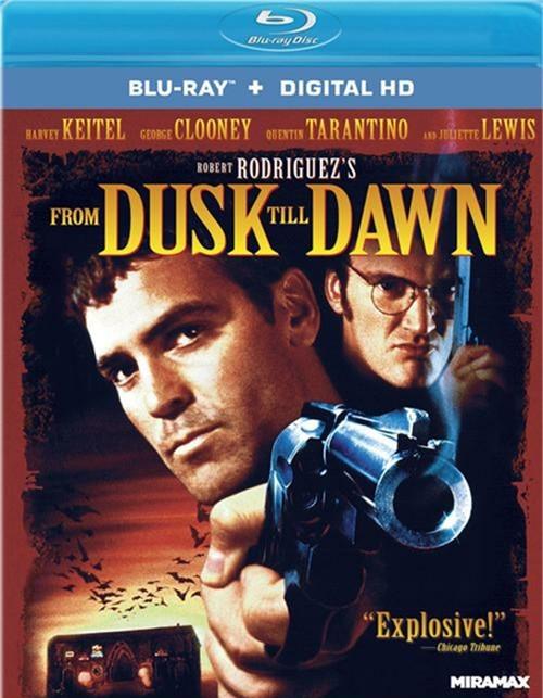 From Dusk Till Dawn (Blu-ray + UltraViolet)