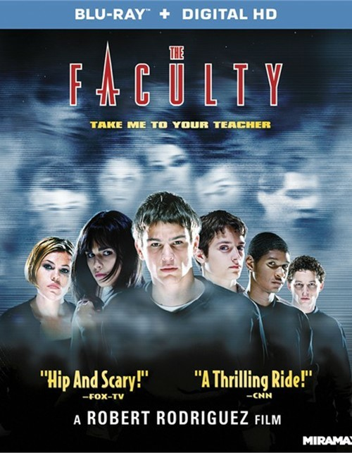 Faculty, The (Blu-ray + UltraViolet)