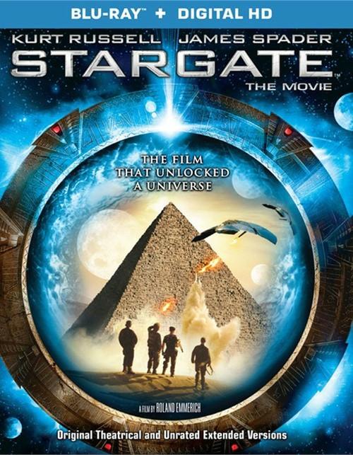 Stargate (Blu-ray + UltraViolet)