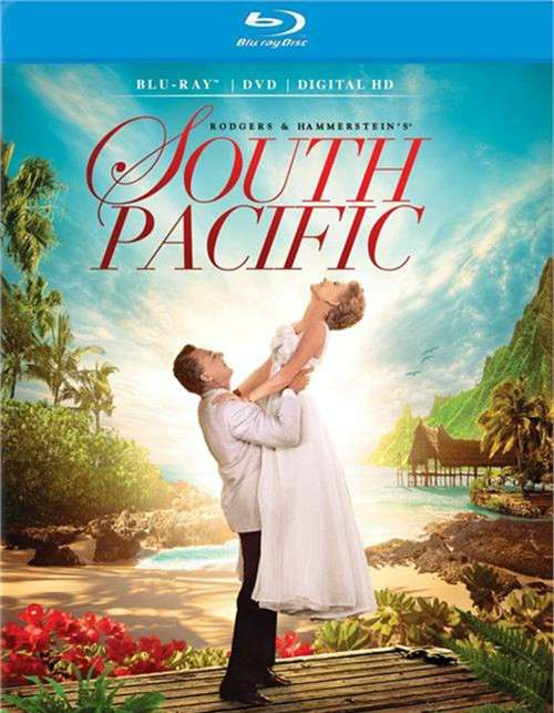 South Pacific (Blu-ray + DVD + UltraViolet)