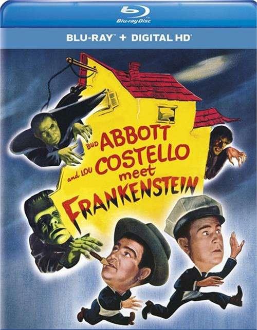 Abbott & Costello Meet Frankenstein (Blu-ray + UltraViolet)