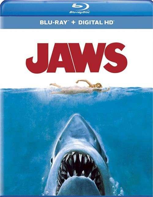 Jaws (Blu-ray + UltraViolet)