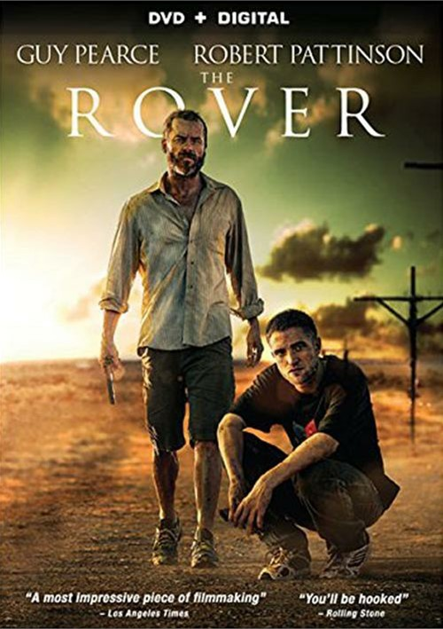 Rover, The (DVD + UltraViolet)